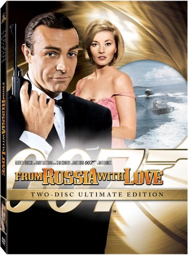 James Bond From Russia With Love Ulitmate Ed. Pg Incl. Movie Money