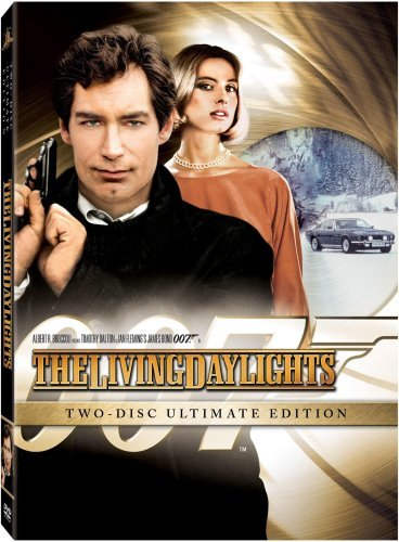 James Bond Living Daylights Dalton Timothy Pg Incl. Movie Money