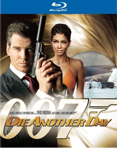 James Bond Die Another Day Brosnan Pierce Pg Blu Ray Ws