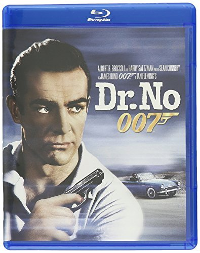 James Bond Dr. No Connery Sean Pg Blu Ray Ws