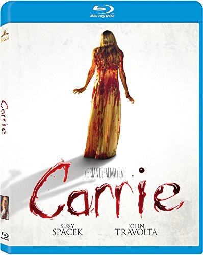 Carrie (1976) Spacek Laurie Travolta Katt Blu Ray Nr