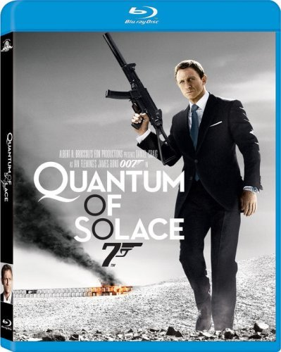 James Bond Quantum Of Solace Craig Kurylenko Wright Dench Pg13