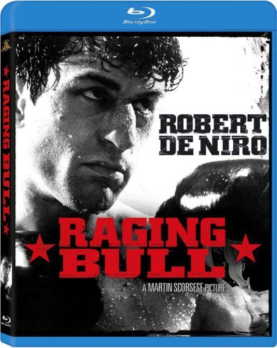 Raging Bull Deniro Pesci Moriarty Blu Ray R