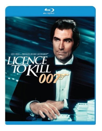 James Bond Licence To Kill Dalton Timothy Pg Blu Ray Ws