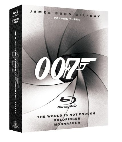 James Bond Collection Vol. 3 Ws. Blu Ray Nr 3 DVD