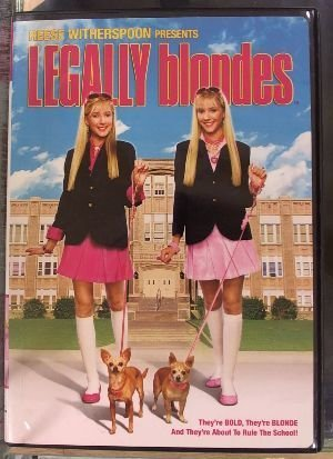 Legally Blondes Legally Blondes Rental Version
