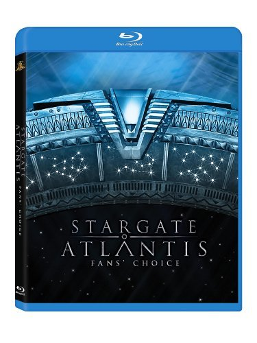 Fans Choice Stargate Atlantis Blu Ray