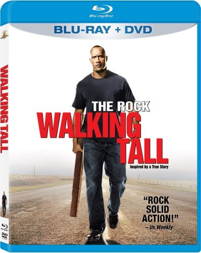 Walking Tall Walking Tall Ws Blu Ray Pg13 2 DVD