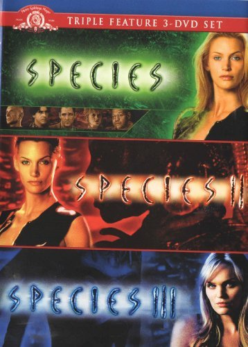 Species Triple Feature Species Species Ii Species Iii