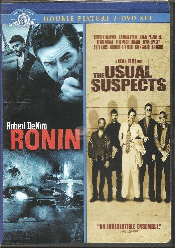 Ronin Usual Suspects Double Feature