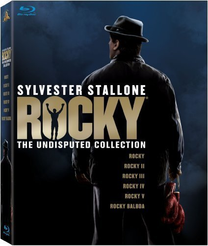Rocky Undisputed Collection Rocky Undisputed Collection Blu Ray Ws Nr 7 Br
