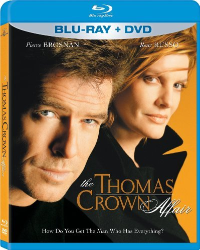 Thomas Crown Affair Thomas Crown Affair Blu Ray Ws R