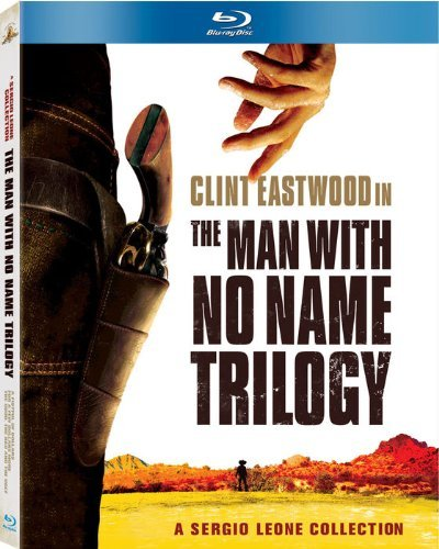 Man With No Name Trilogy Eastwood Clint Blu Ray Ws Nr