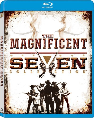 Magnificent Seven Collection Magnificent Seven Collection Blu Ray Ws Magnificent Seven Collection