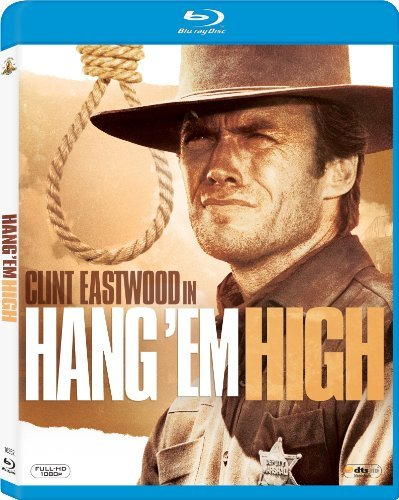 Hang 'em High Eastwood Dern Hopper Ws Blu Ray Incl.Dvd Pg