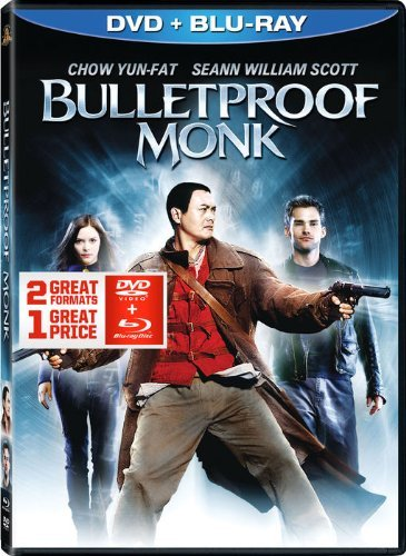 Bulletproof Monk Bulletproof Monk Ws Blu Ray Pg13