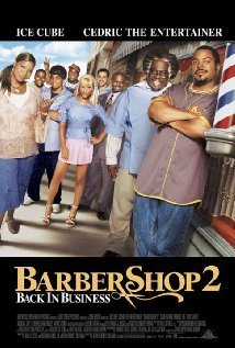 Barbershop 2 Ice Cube Cedric The Entertaine
