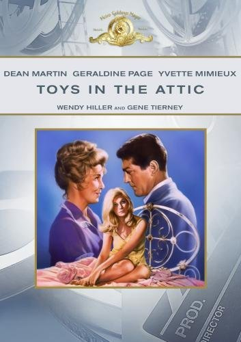 Toys In The Attic Martin Page Tierney Made On Demand Nr