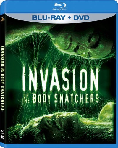 Invasion Of The Body Snatchers Invasion Of The Body Snatchers Blu Ray Ws Pg Incl. DVD