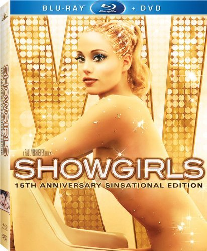 Showgirls Showgirls Ws Blu Ray Nc17 Incl. DVD