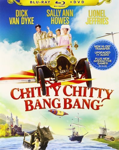 Chitty Chitty Bang Bang Chitty Chitty Bang Bang G Incl. DVD