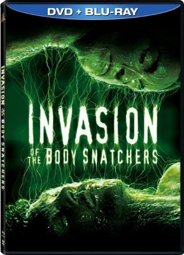 Invasion Of The Body Snatchers Invasion Of The Body Snatchers Ws Pg Incl. Blu Ray