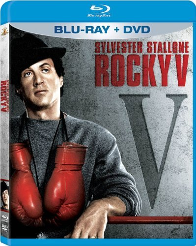 Rocky 5 Stallone Sylvester Blu Ray Ws Pg13 Incl. DVD