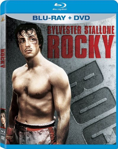 Rocky Stallone Sylvester Blu Ray Ws Pg Incl. DVD