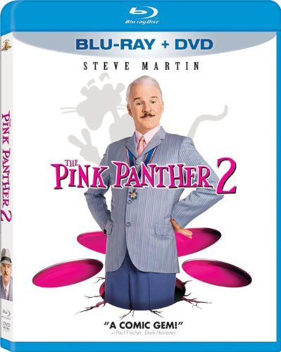 Pink Panther 2 Martin Steve Ws Blu Ray R Incl. DVD