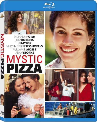 Mystic Pizza Gish Roberts Taylor D Onofrio Blu Ray Ws Gish Roberts Taylor D Onofrio