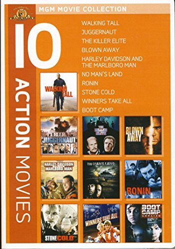 Mgm 10 Action Movies Mgm 10 Action Movies Ws Nr