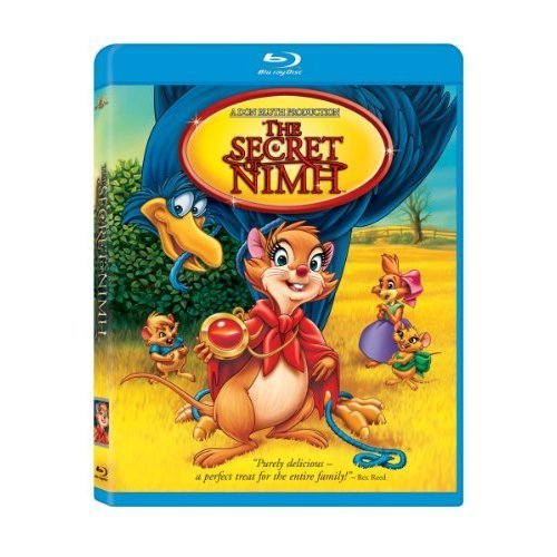 Secret Of Nimh Secret Of Ninh Blu Ray Ws G
