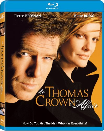 Thomas Crown Affair Thomas Crown Affair Blu Ray Ws Thomas Crown Affair