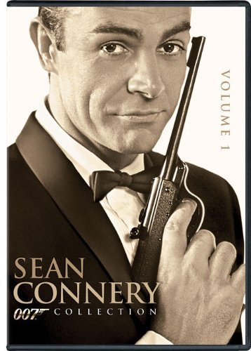 James Bond 007 Connery Sean Vol. 1 Ws Nr 6 DVD