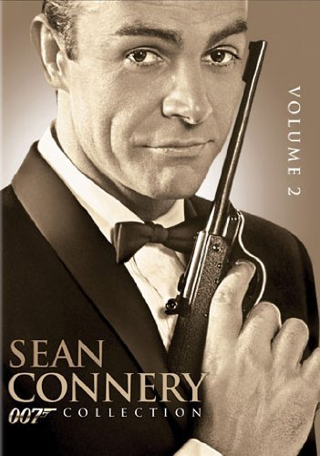 Connery Sean Vol. 2 007 Collection Ws Nr 6 DVD
