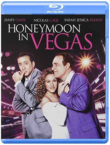 Honeymoon In Vegas Caan Cage Parker Morita Capodi Blu Ray Ws Pg13