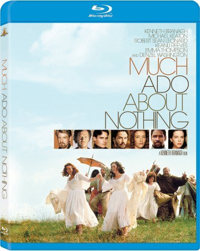 Much Ado About Nothing Branagh Thompson Washington Re Blu Ray Ws Branagh Thompson Washington Re