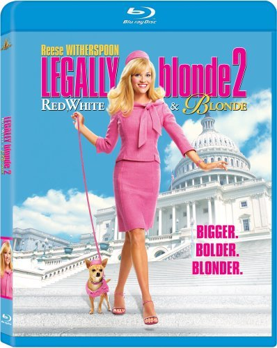 Legally Blonde 2 Red White & Legally Blonde 2 Red White & Blu Ray Ws Legally Blonde 2 Red White &