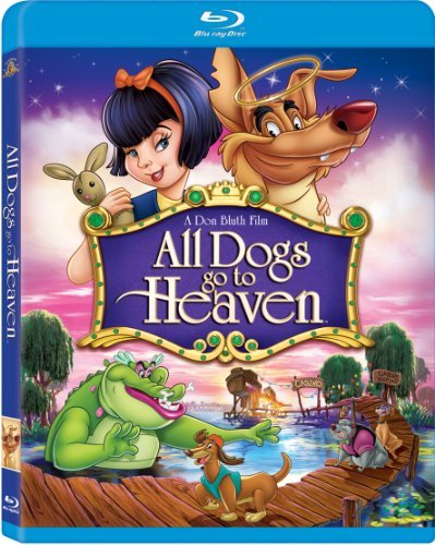 All Dogs Go To Heaven All Dogs Go To Heaven Blu Ray G Ws
