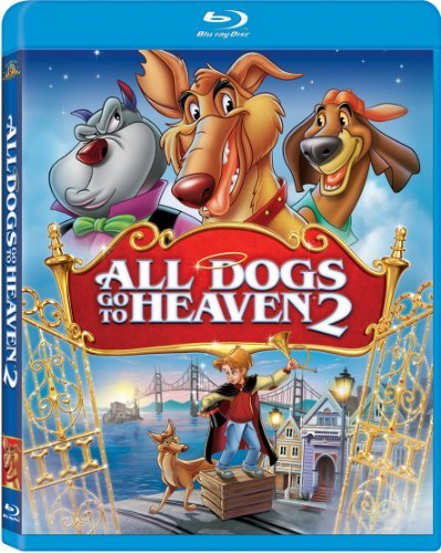 All Dogs Go To Heaven 2 All Dogs Go To Heaven 2 Blu Ray Ws G