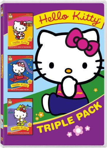 Hello Kitty Triple Pack Hello Kitty Triple Pack Ws Nr 3 DVD