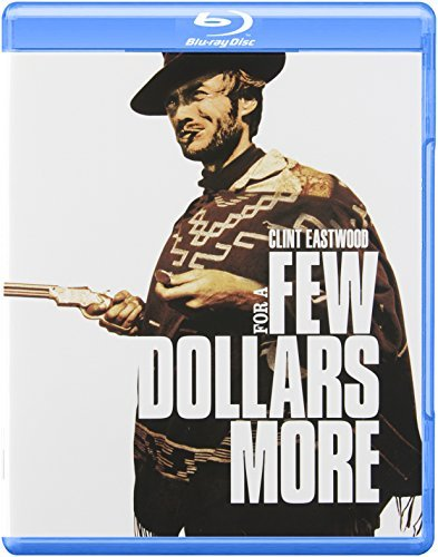 For A Few Dollars More Eastwood Van Cleef Volonte Egg Blu Ray Ws R