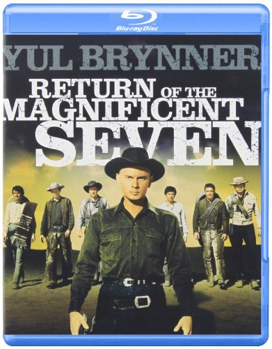 Return Of The Magnificent Seve Brynner Fuller Mateos Oates Blu Ray Ws Nr