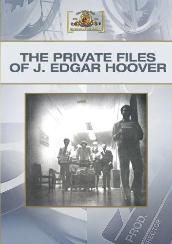 Private Files Of J. Edgar Hoov Crawford Ferrer Torn Made On Demand Pg