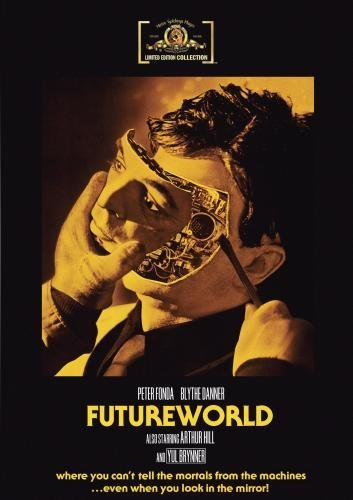 Futureworld Danner Fonda Brynner Made On Demand Pg