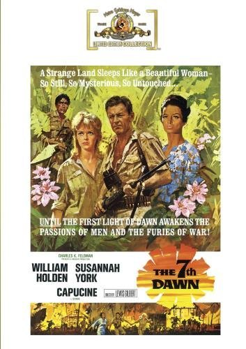 7th Dawn Capuchine York Holden DVD R Nr