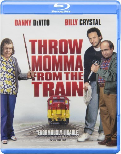 Throw Momma From The Train Devito Crystal Ramsey Blu Ray Ws Pg13