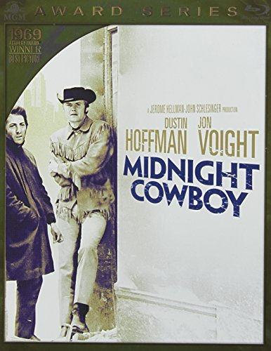 Midnight Cowboy Hoffman Voight Blu Ray R