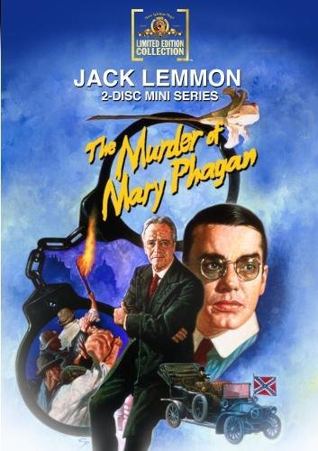 Murder Of Mary Phagan Lemmon Jordan Prosky DVD R Nr 2 DVD