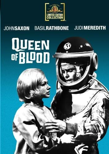 Queen Of Blood Saxon Rathbone Meredith Ws DVD R Nr